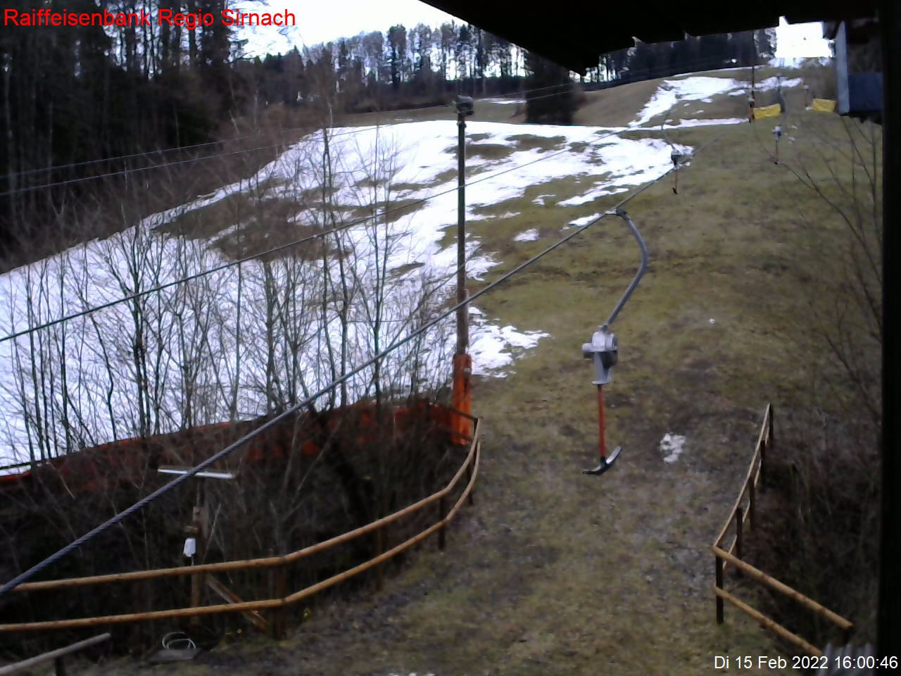 WebCam Skilift Oberwangen